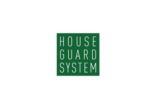 コシイプレザービングさま HOUSE GUARD SYSTEM ロゴマーク
