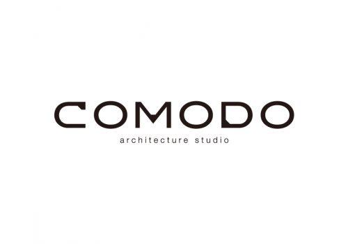 COMODO建築工房さま ロゴマーク